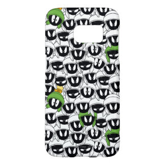 MARVIN THE MARTIAN™ Line Art Color Pop Pattern Samsung Galaxy S7 Case