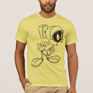 MARVIN THE MARTIAN™ Looking Away T-Shirt