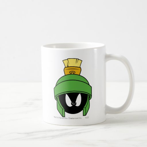 Marvin the Martian Mad Coffee Mugs