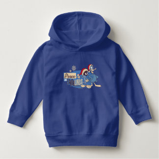 MARVIN THE MARTIAN™- Peace On Earthlings Hoodie
