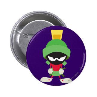 MARVIN THE MARTIAN™ Ready to Attack 2 Inch Round Button