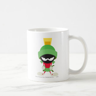 MARVIN THE MARTIAN™ Ready to Attack Classic White Coffee Mug