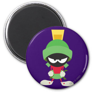 MARVIN THE MARTIAN™ Ready to Attack Magnet