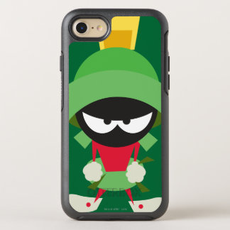 MARVIN THE MARTIAN™ Ready to Attack OtterBox Symmetry iPhone 8/7 Case