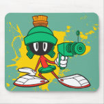 Marvin With Gun Mousepads