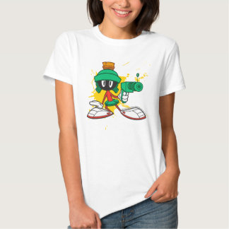 Marvin With Gun Tee Shirts