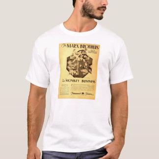 Marx Brothers 1931 movie promotional magazine ad T-Shirt