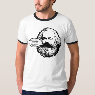 Marx Customizable Talking Shirt