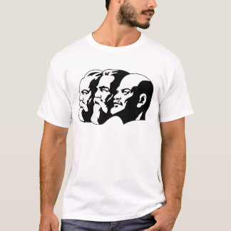 Marx, Engels and Lénin T-Shirt