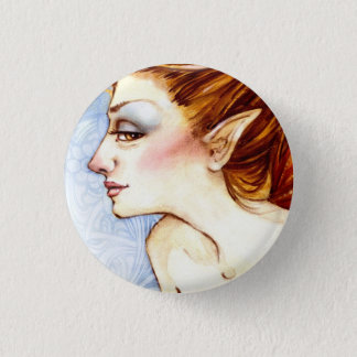 Mary 1 Inch Round Button
