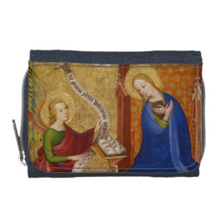 Mary and Angel of Annunciation Wallet