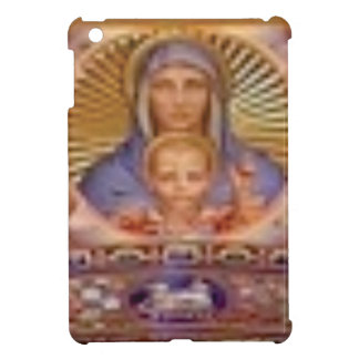 mary and child art iPad mini cover