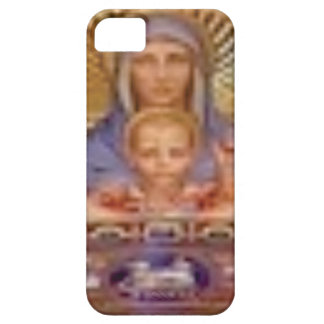 mary and child art iPhone 5 case