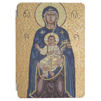Mary And Jesus Mosaic iPad Air Cover