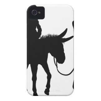 Mary and Joseph Nativity Silhouettes Case-Mate iPhone 4 Case