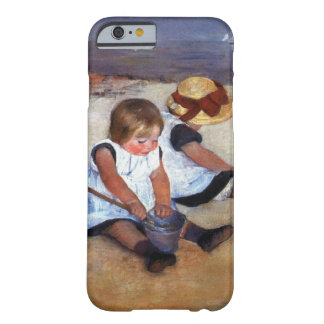 Mary Cassatt Children On The Beach Barely There iPhone 6 Case