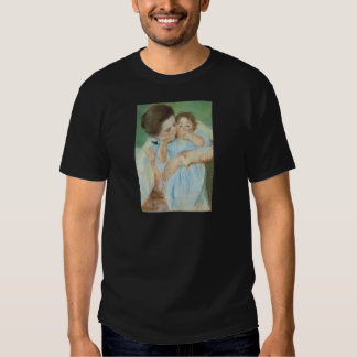 Mary Cassatt Mother and Child Mother's Day Card Tshirts