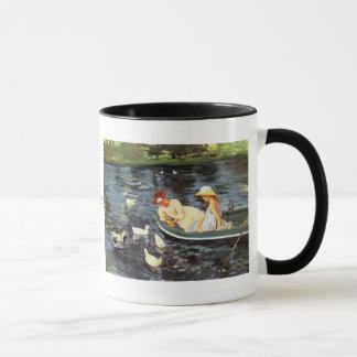 Mary Cassatt Summertime Mug