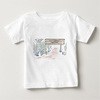 Mary Christmas Baby T-Shirt