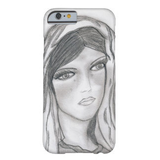 Mary Crying Barely There iPhone 6 Case
