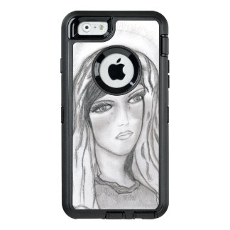 Mary Crying OtterBox Defender iPhone Case