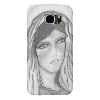 Mary Crying Samsung Galaxy S6 Cases
