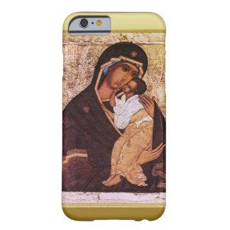 Mary et le bébé Jésus Coque iPhone 6 Barely There