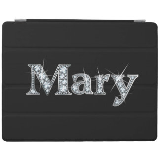 "Mary Faux-""Diamond Bling"" iPad Cover"