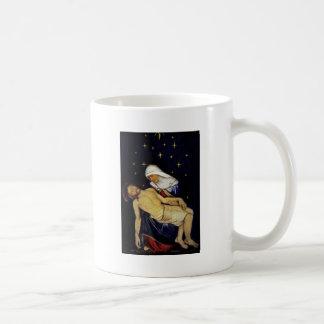 Mary Holding Jesus Coffee Mug