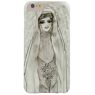Mary in the Grotto Barely There iPhone 6 Plus Case