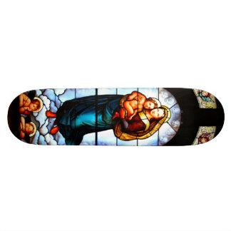 Mary & Jesus Skateboard Decks