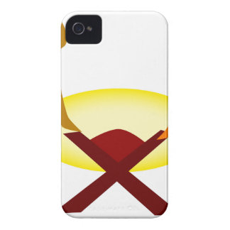 Mary Joseph And Baby Jesus iPhone 4 Cases