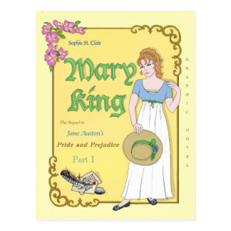Mary King Promotional Postcard