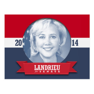 MARY LANDRIEU CAMPAIGN POST CARDS