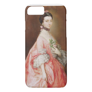 Mary Little, Later Lady Carr (oil on canvas) iPhone 7 Case