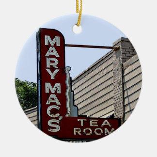 Mary Mac's, Atlanta, Landmark Christmas Ornament