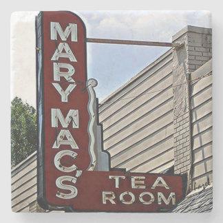 Mary Mac's Tea Room Atlanta Landmark Coaster