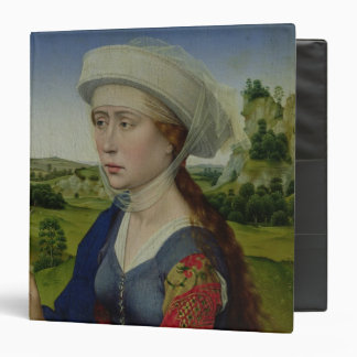 Mary Magdalene, from the right hand panel Vinyl Binders