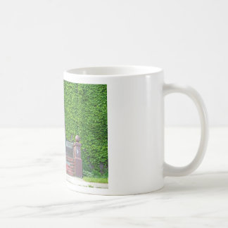Mary Manse Doors- horizontal Coffee Mug