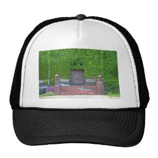 Mary Manse Doors- horizontal Trucker Hat