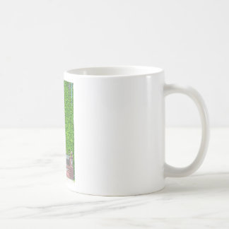 Mary Manse Doors- vertical Coffee Mug