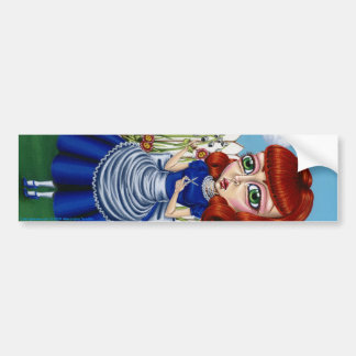 Mary Mary Bumper Sticker