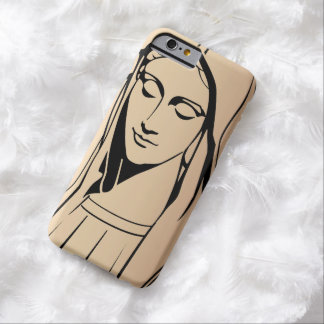 Mary Mother Of Jesus Barely There iPhone 6 Case