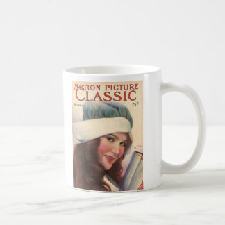 Mary Philbin Silent Movie Star Mug