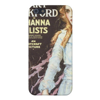 Mary Pickford Johanna Enlists poster 1918 Case For iPhone 5/5S