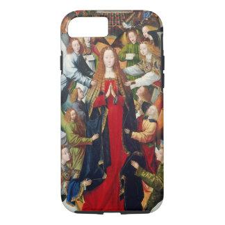 Mary, Queen of Heaven, c. 1485- 1500 iPhone 7 Case