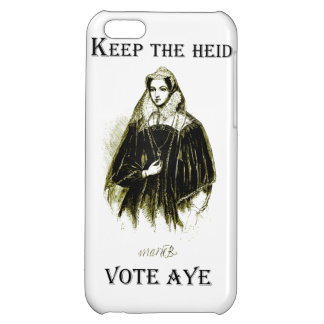 Mary Queen of Scots iPhone Case Cover For iPhone 5C