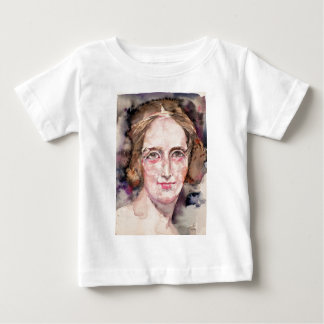 mary shelley - watercolor portrait baby T-Shirt