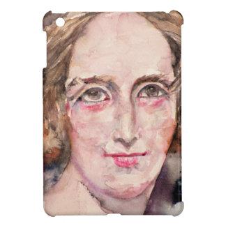 mary shelley - watercolor portrait iPad mini cases