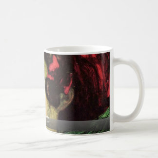Mary With A Red Hat By Stuck Franz Von Coffee Mug